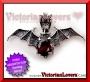 Pendente Bat Vampire