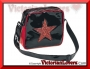 Borsa Glam Rock Red Star