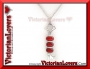 Collana Red Key