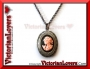 Collana Victorian Locket - Lady Cipria