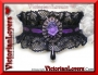 Collarino Gothic Rose - Purple