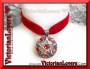 Collarino Red Pentacle