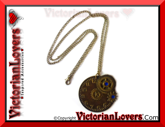 Collana Steampunk by VictorianLovers.com