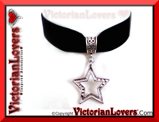 Collarino Stella by VictorianLovers.com