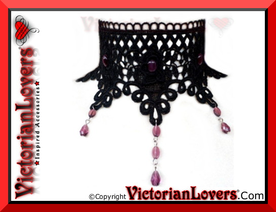 Collarino Electra by VictorianLovers.com