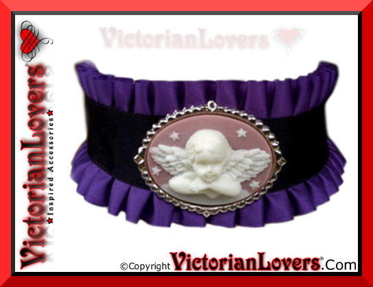 Collarino Sweet Angel by VictorianLovers.com