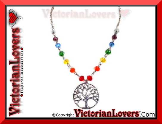 Collana Tree of Life by VictorianLovers.com