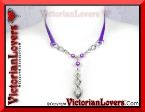 Collana Infiniti by VictorianLovers.com