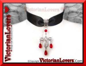 Collarino Celtic Knot by VictorianLovers.com