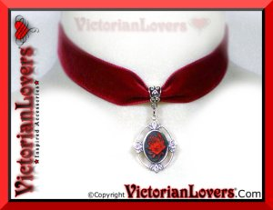 Collarino Romantic Passion by VictorianLovers.com