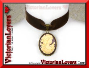 Collarino Lady Dragonfly by VictorianLovers.com