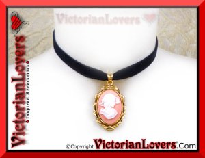 Collarino Isabelle by VictorianLovers.com