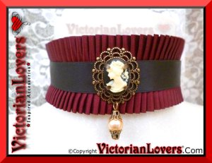 Collarino Sweet Rococo by VictorianLovers.com