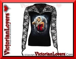 Maglia Angel of Death by VictorianLovers.com