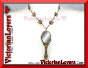 Collana Vintage Vanity by VictorianLovers.com