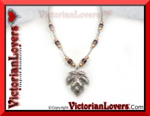 Collana Warm Autumn by VictorianLovers.com