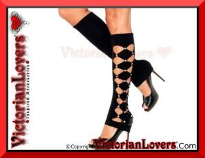Scaldamuscoli Cut Out Studded by VictorianLovers.com