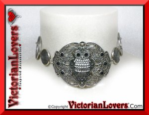 Collana Lady Owl by VictorianLovers.com