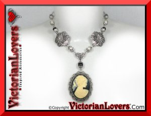 Collana Berenice by VictorianLovers.com