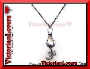Collana Kitty by VictorianLovers.com