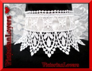 Pizzo - Lace by VictorianLovers.com
