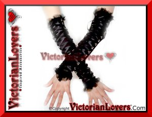 Guanti Gothic by VictorianLovers.com