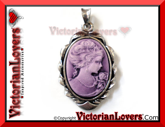 Cammei - Cameos by VictorianLovers.com