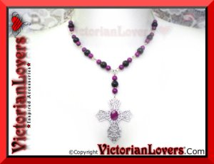 Collana Rosario by VictorianLovers.com