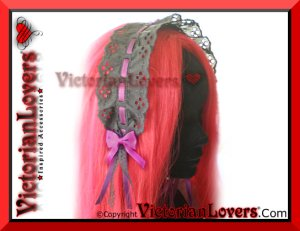 Crestina Purple Melody by VictorianLovers.com