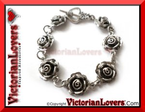Bracciale Rose by VictorianLovers.com