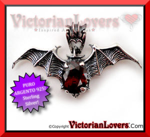 Argento - Sterling Silver by VictorianLovers.com