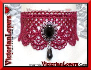 Collarino Lady Venice by VictorianLovers.com