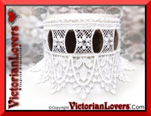 Collarino Crystal Strass by VictorianLovers.com